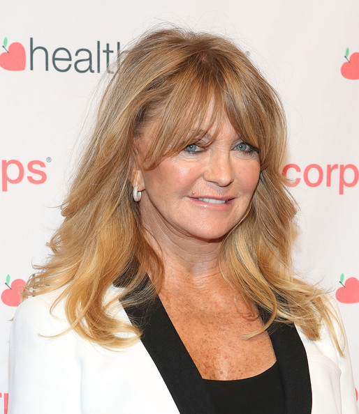 Goldie Hawn net worth