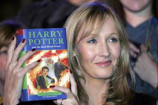 Joanne Rowling net worth