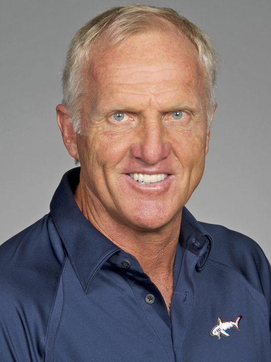 Greg Norman net worth