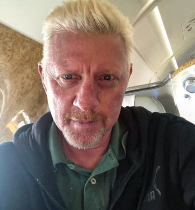 Boris Becker biography