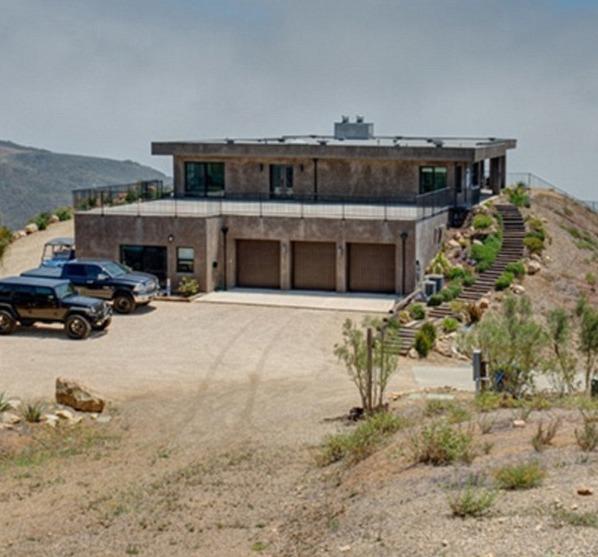 Bruce Jenner House