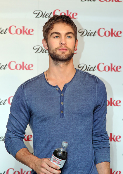 Chace Crawford endorsements