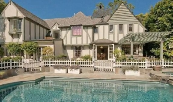 Kate Hudson's house