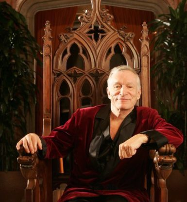 Hugh Hefner biography
