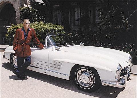 Hugh Hefner Car