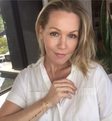 Jennie Garth biography
