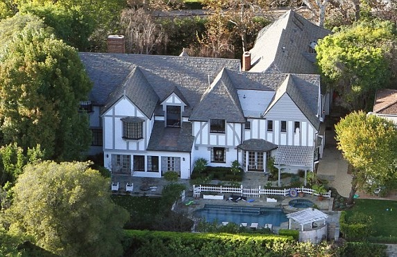 Kate Hudson's new house