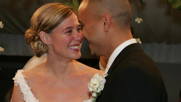 Mary Kay Letourneau and Vili Fualaau Wedding