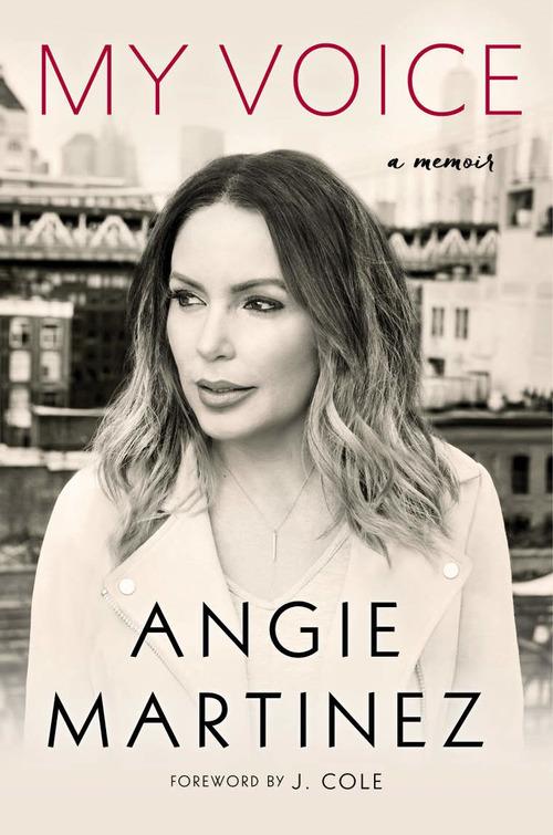 Angie Martinez book