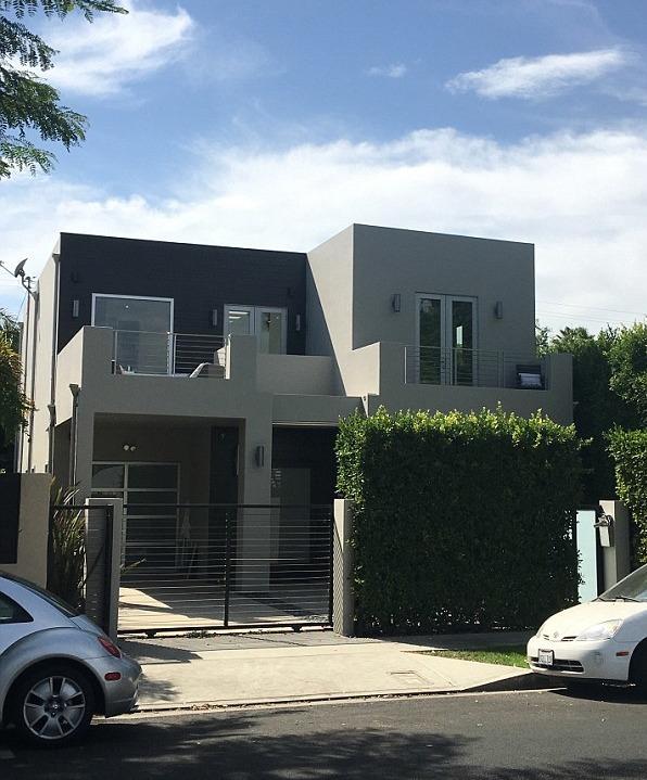 Patrick Schwarzenegger house