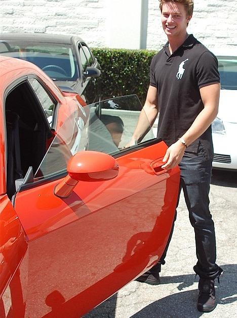 Patrick Schwarzenegger Car