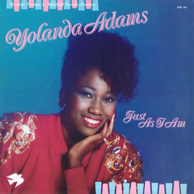 Yolanda Adams first album
