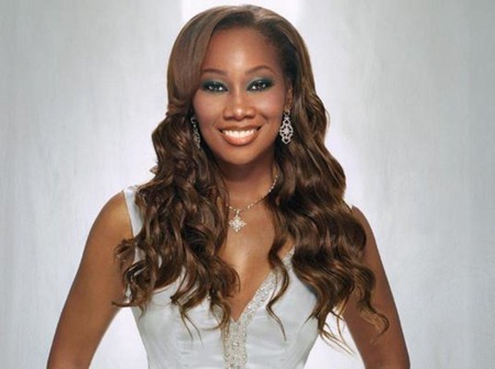 How rich is Yolanda Adams?