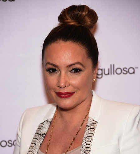 How rich is Angie Martinez?