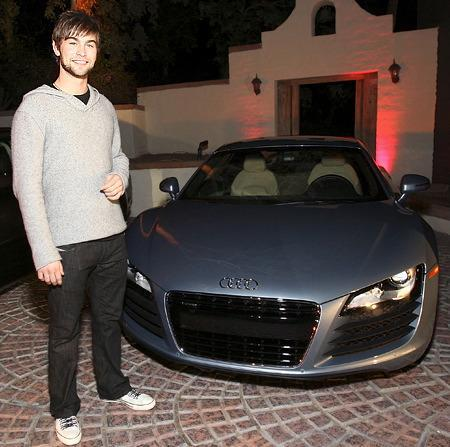 Chace Crawford Car