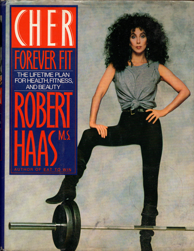 Cher in fit ads