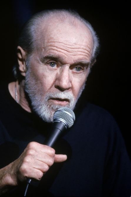 How rich is George Carlin?