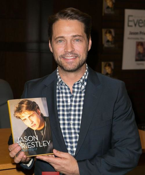 Jason Priestley book