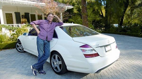 Bruce Jenner Car