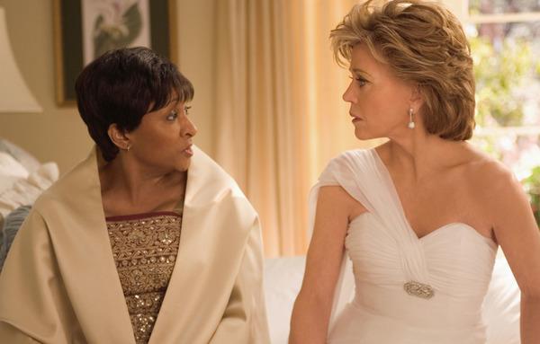 "Wanda Sykes and Jane Fonda in ""Monster-in-Law"""