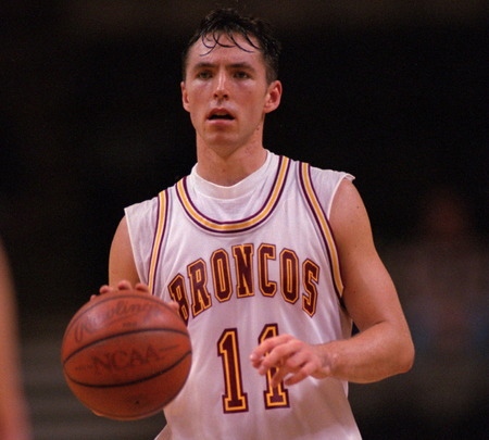 Steve Nash as a college star