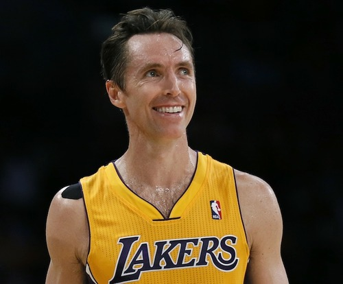 How rich is Steve Nash?