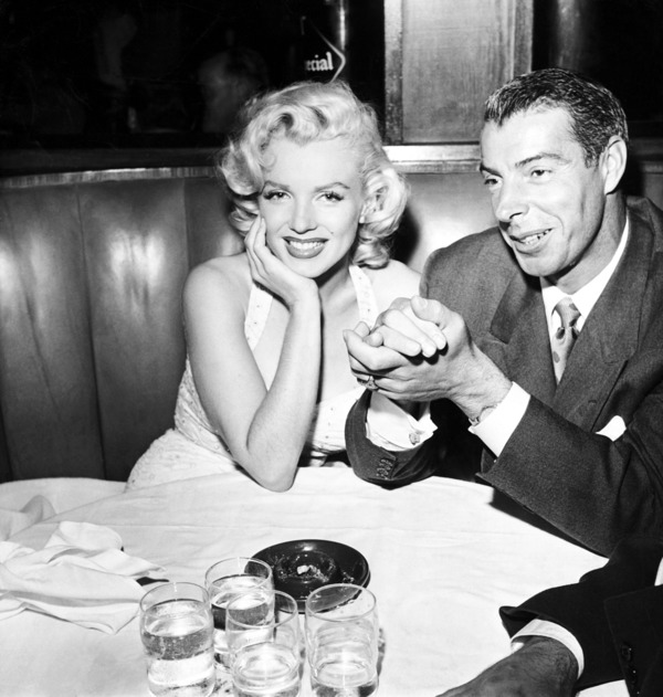 Joe DiMaggio gave Marilyn Monroe lots of gifts