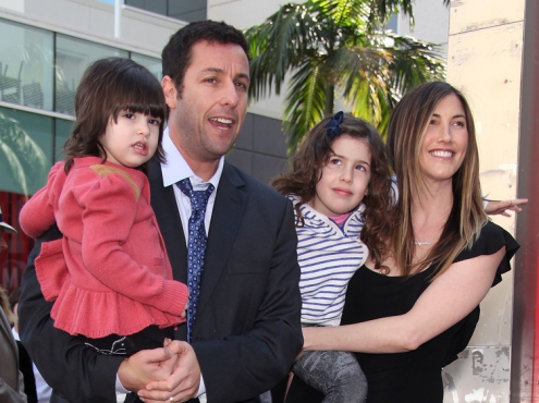Adam Sandler kids: How does famous father bring them up?