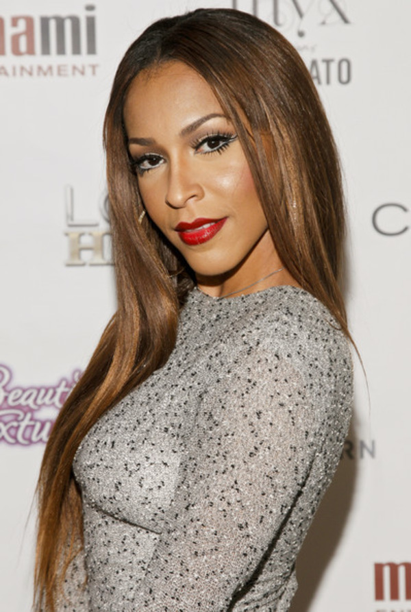 "Amina Buddafly in the 4th season of ""Love and Hip Hop"""