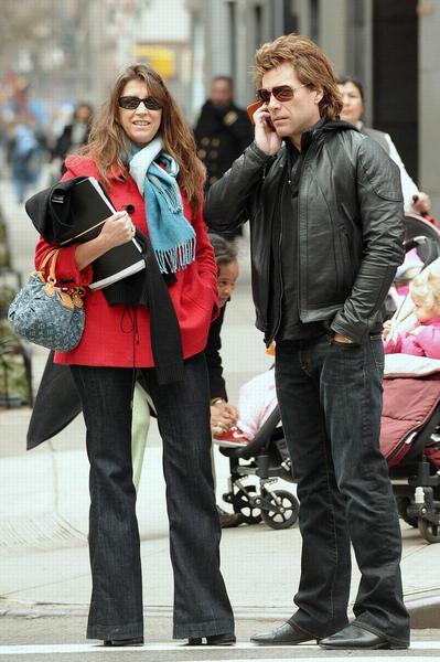 Jon Bon Jovi Wife Dorothea