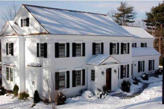Carl Crawford former house