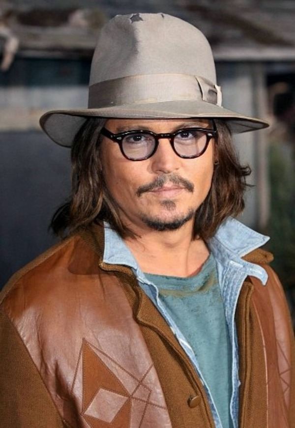 Johnny Depp restaurant check