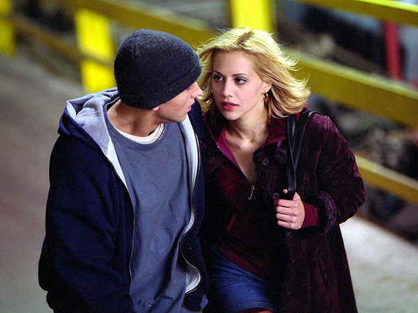 Brittany Murphy and Eminem