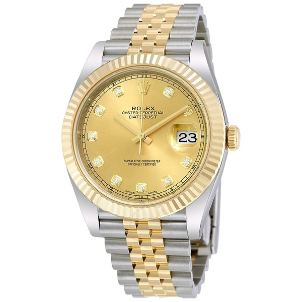 Eva Longoria Rolex Datejust watch