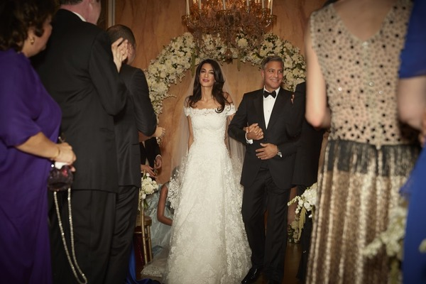 George Clooney and Amal Alamuddin wedding budget