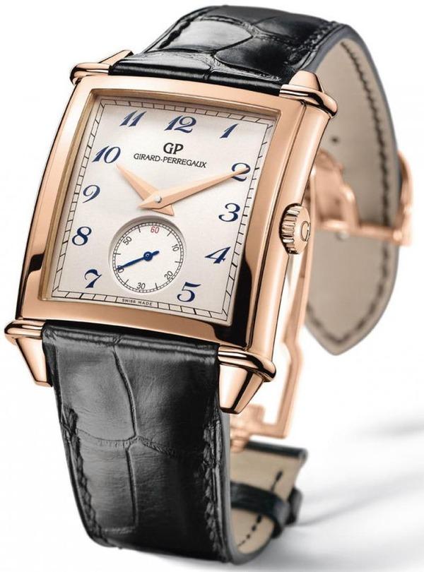 Hugh Jackman Girard-Perregaux Vintage 1945 XXL watch