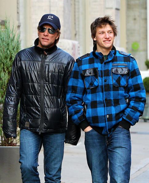 Jesse Bongiovi, Bon Jovi eldest son