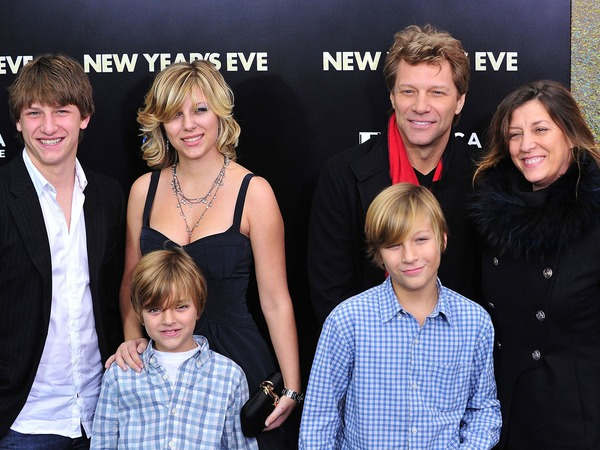 Jon Bon Jovi kids: What are they famous for?