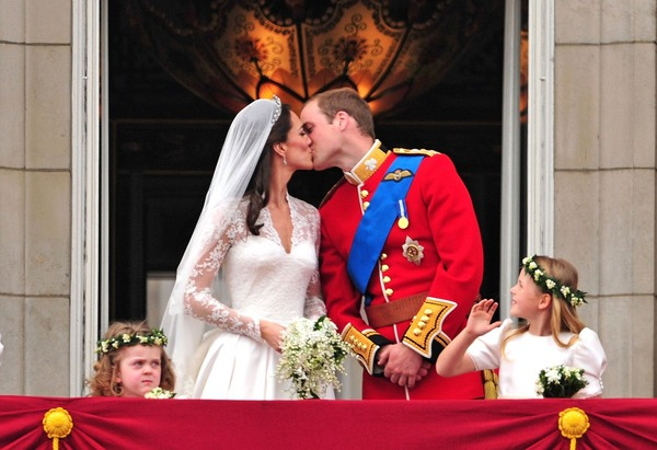 Prince William and Kate Middleton wedding price