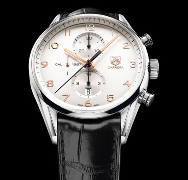 Leo Dicaprio TAG Heuer Aquaracer watch