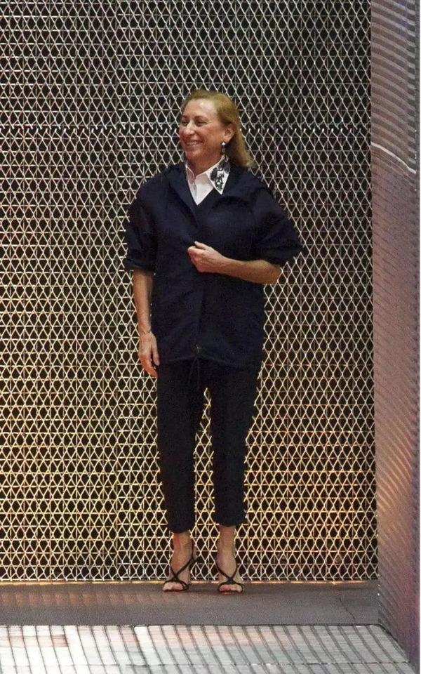How rich is Miuccia Prada?
