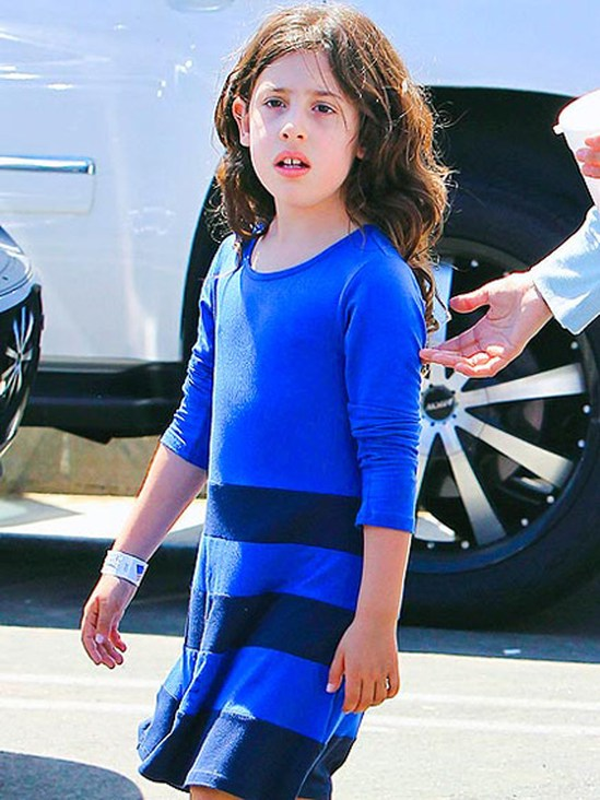 The older Adam Sandler daughter Sadie Sandler