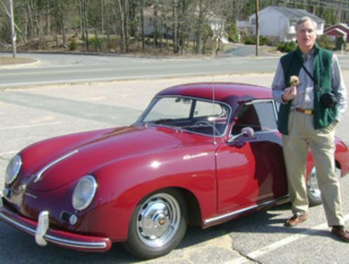 Tom Coughlin Car