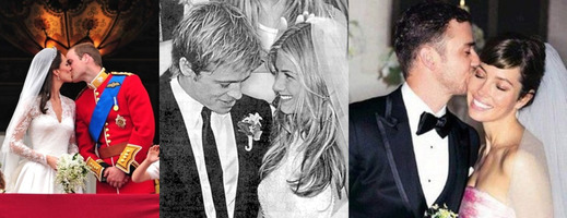 Ten Most Expensive and Most Memorable Celebs Weddings. Do you envy?