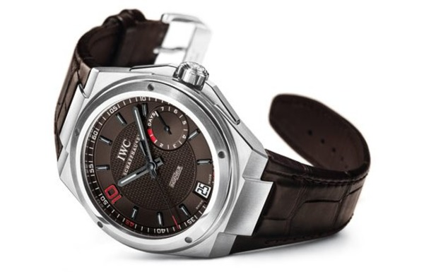 IWC watch Big Ingenieur Edition Zinédine Zidane