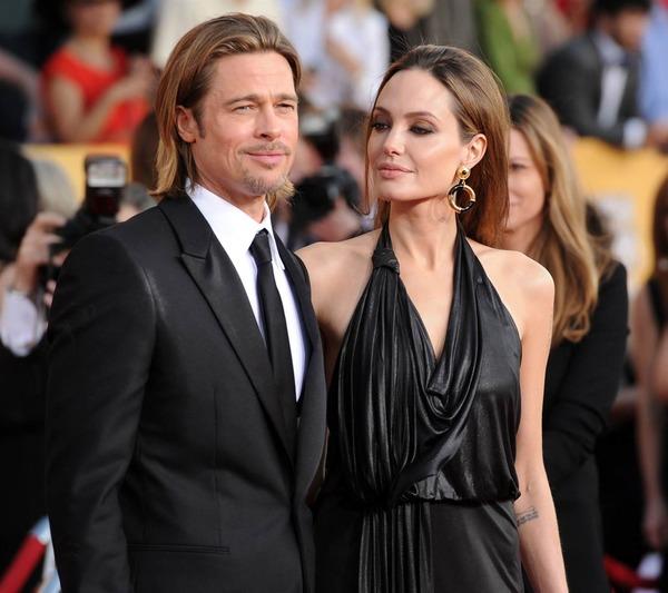 Angelina Jolie gift to Brad Pitt