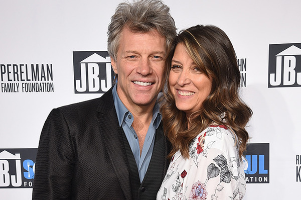 Jon Bon Jovi Foundation Event