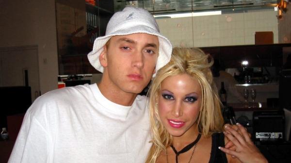 Eminem and pornstar Gina Lynn