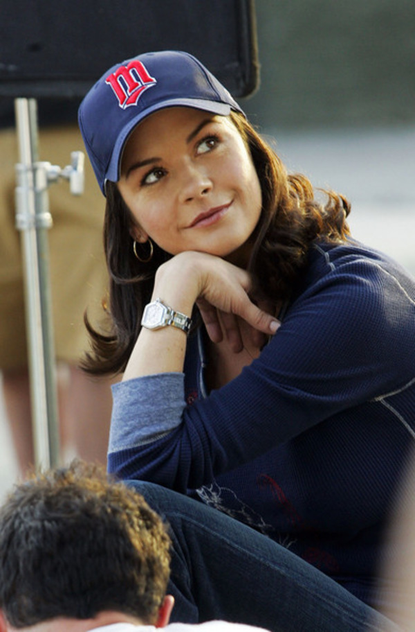 Catherine Zeta-Jones watch