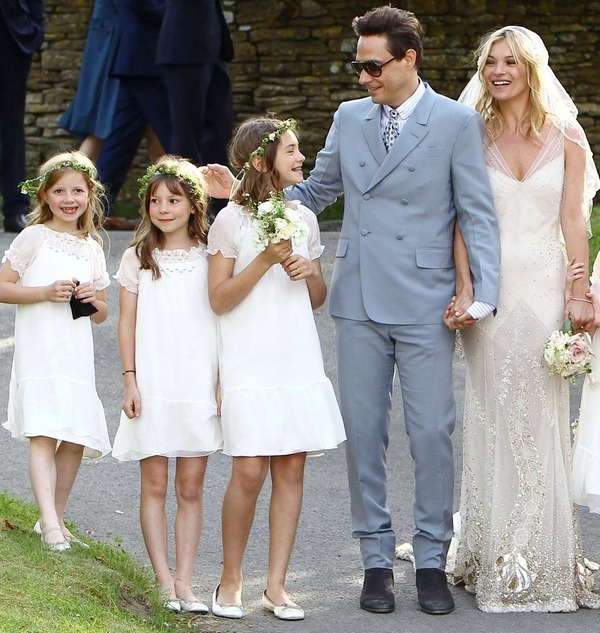 Jamie Hince and Kate Moss expensive wedding